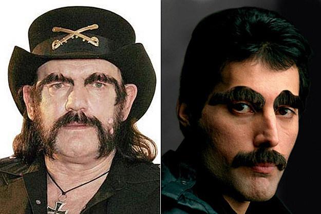 Lemmy, Freddie Mercury