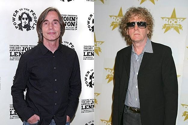 Jackson Browne - Ian Hunter