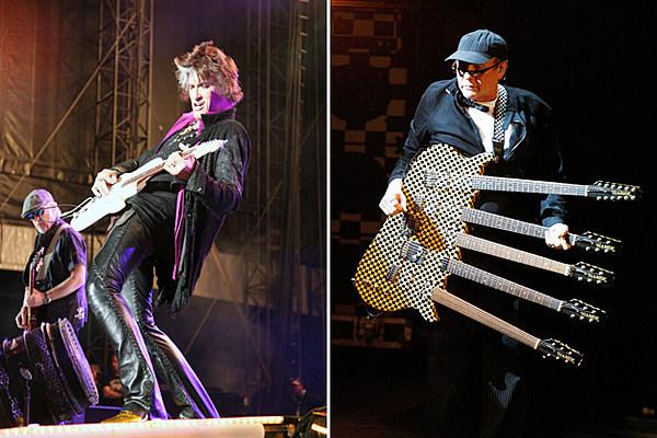 Aerosmith cheap trick 2012 summer tour dates announced