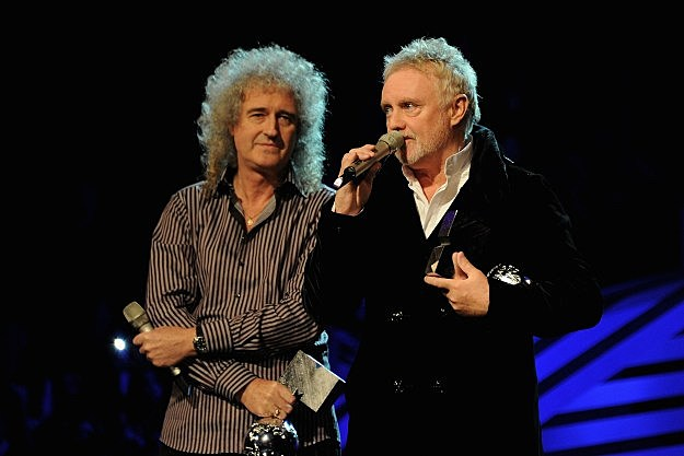 Brian May and Roger Taylor of Queen