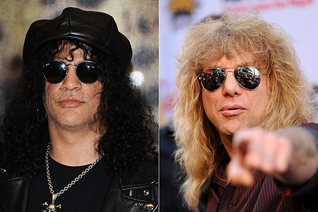 Slash, Steven Adler