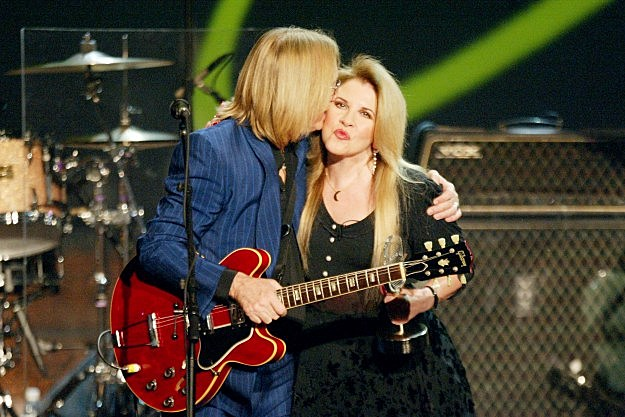 Tom Petty and Stevie Nicks