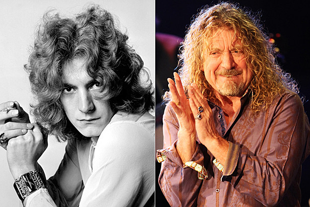 robert plant then and now. Black Bedroom Furniture Sets. Home Design Ideas