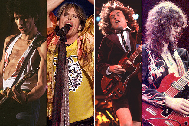 Sexiest rock songs of all time