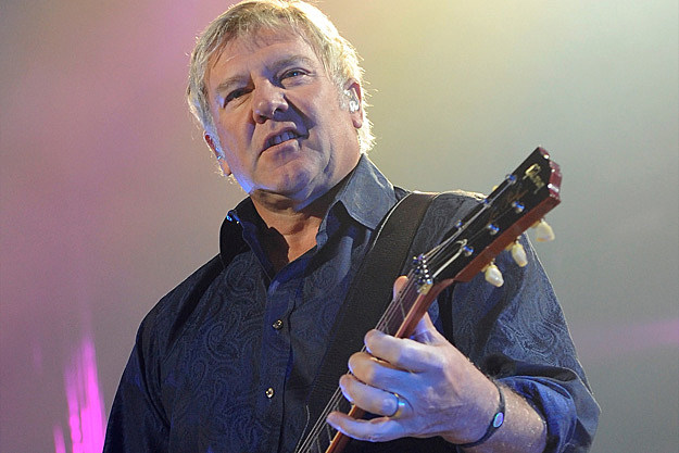 Rush's Alex Lifeson