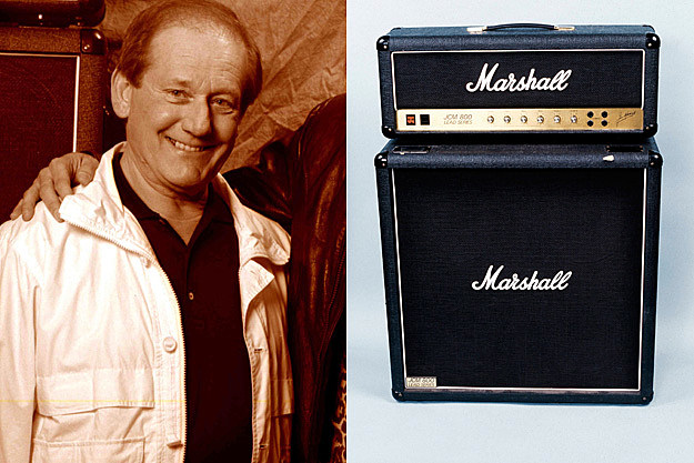 Jim Marshall, 'Father of Loud' and Founder of Marshall Amps, Dead ...