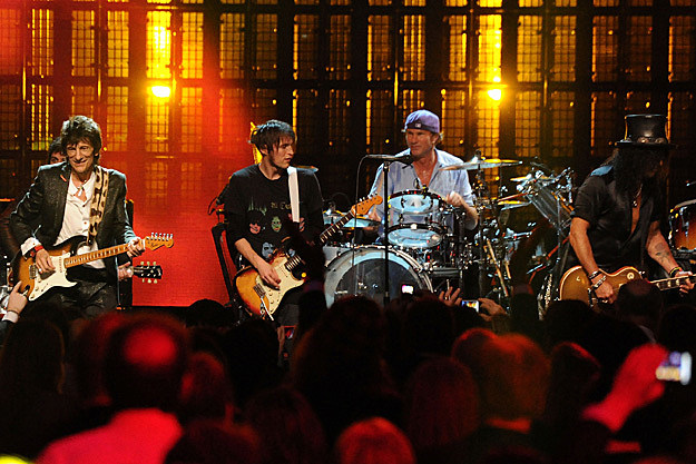 ROCK AND ROLL HALL OF FAME 2012 Induction Ceremony Delivers Thrills