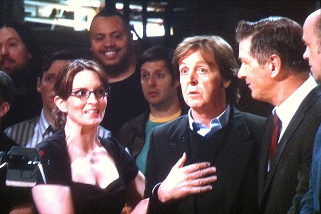 Paul McCartney on '30 Rock'