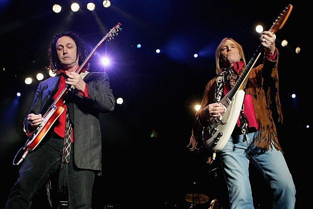 Tom Petty Mike Campbell