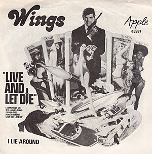 Wings Live and Let Die