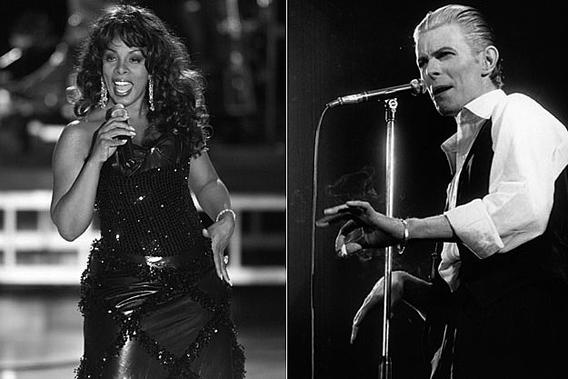 Donna Summer / David Bowie