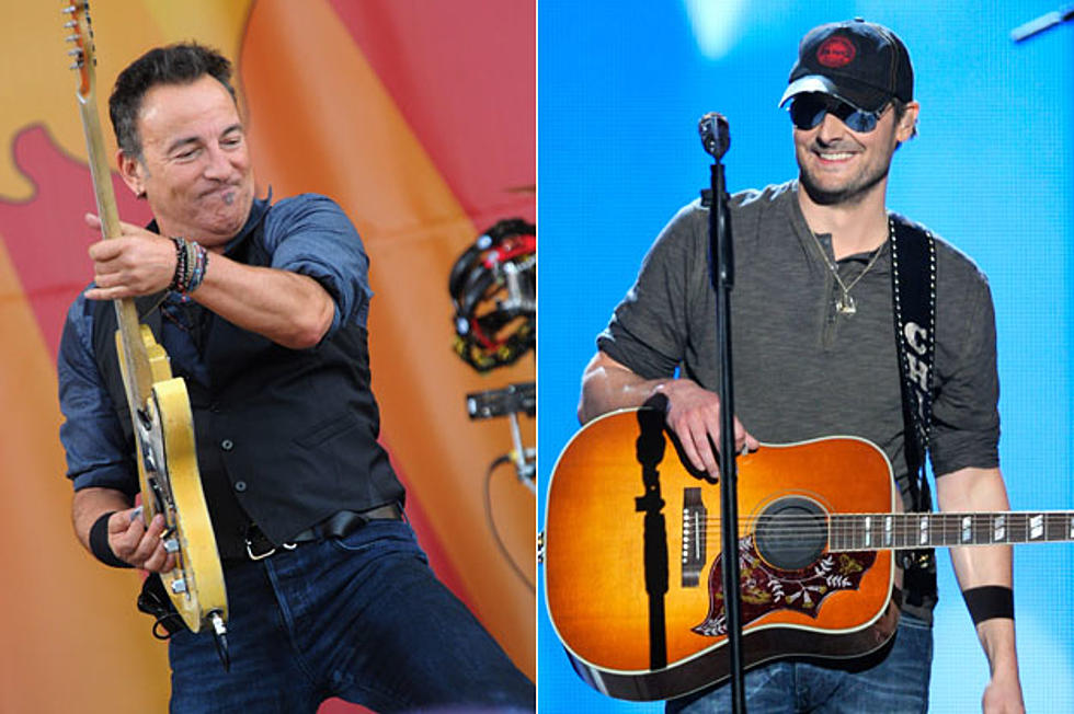 Bruce Springsteen Inspires Title, Lyrics of Country Star Eric ...