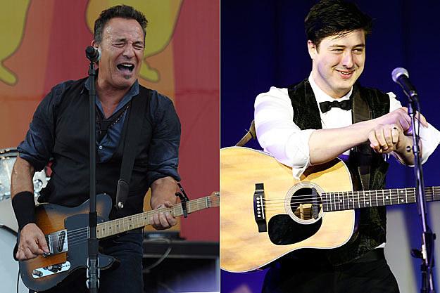 Bruce Springsteen, Marcus Mumford