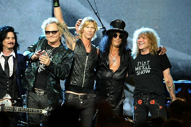 Slash says axl s letter inspired guns n roses hall of for Classic house music 1988