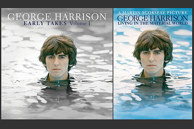 George Harrison Early Takes and Spirits in the Material World