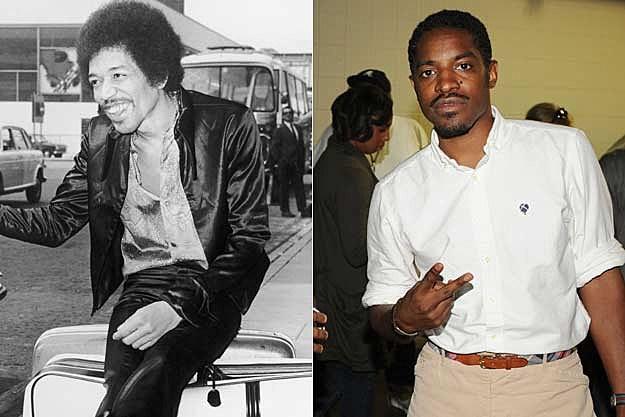 Jimi Hendrix / Andre 3000