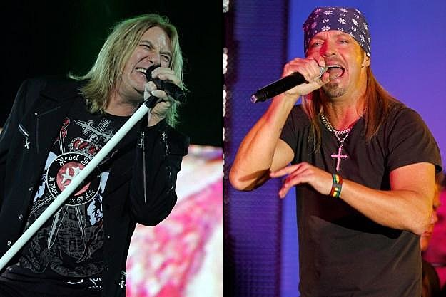 Joe Elliott Bret Michaels