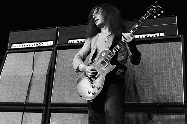 Paul Kossoff of Free