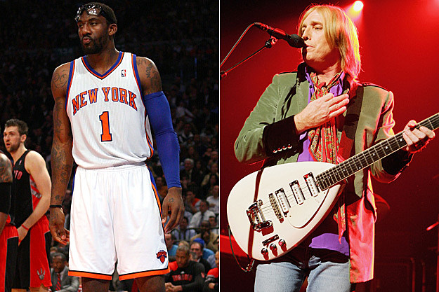 Amare Stoudemire / Tom Petty