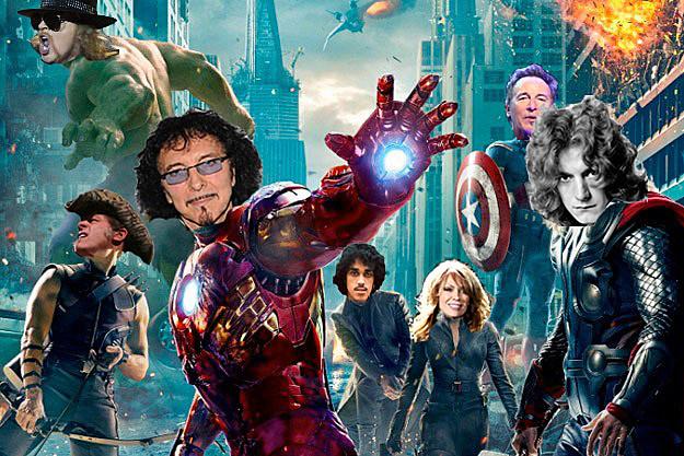 Classic Rock Avengers