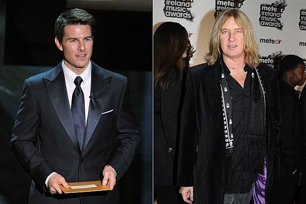 Tom Cruise Joe Elliott