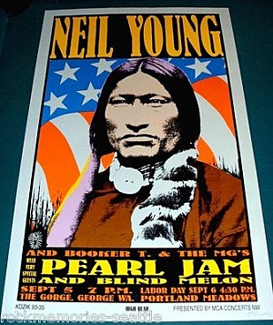 Neil Young Booker T. and the MGs