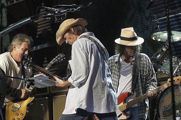 Neil Young + Crazy Horse