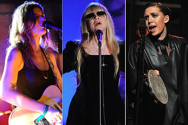 Bethany Consentino-Stevie Nicks-Lykke Li