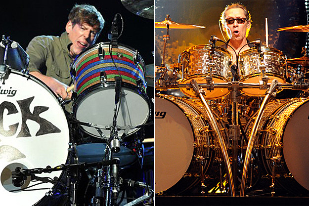 Black Keys Drums Black Keys Drummer Blasts Van