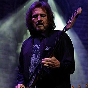 Black Sabbath-Geezer Butler