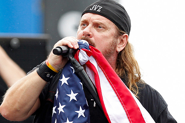 Johnny Van Zant of Lynyrd Skynyrd