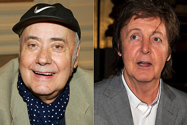 Victor Spinetti-Paul McCartney