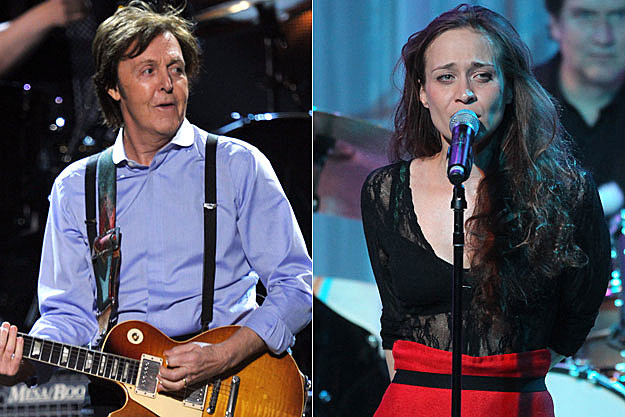 Paul McCartney, Fiona Apple