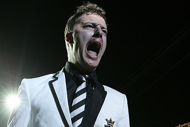 The Hives' Nicholaus Arson