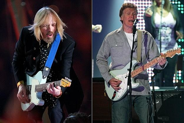 Tom Petty Steve Winwood