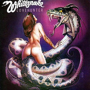 Whitesnake Love Hunter