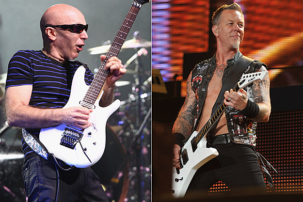 Joe Satriani / James Hetfield