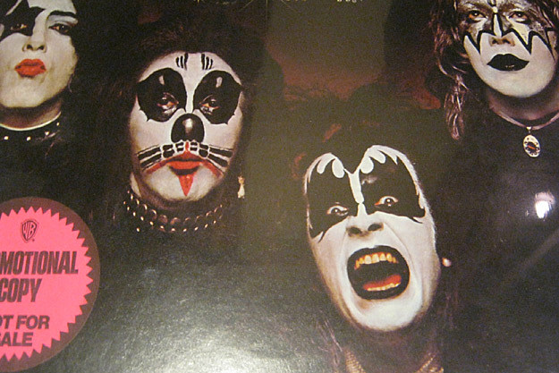 Kiss Debut Promo Vinyl Sells For Over A Grand
