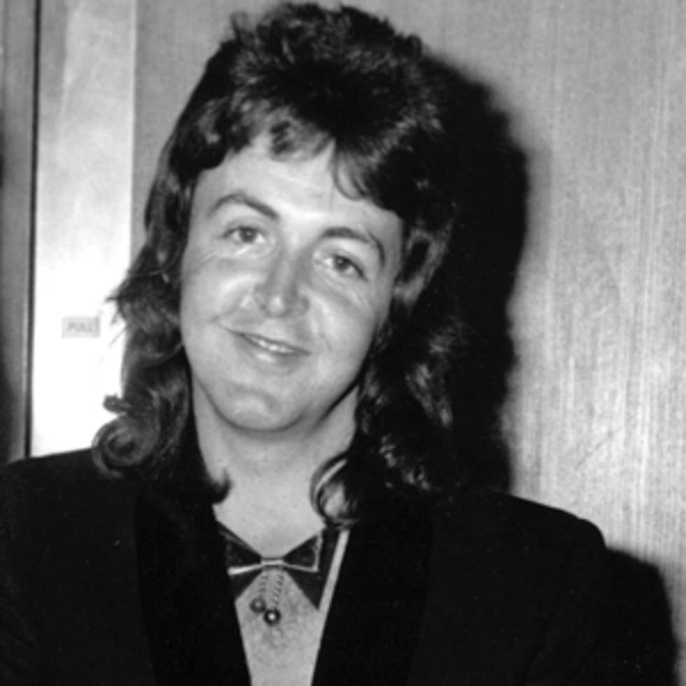 Paul McCartney Most Famous Mullets