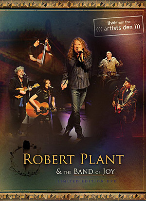 Robert Plant & the Band of Joy Live at the Artists Den