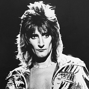 Rod Stewart Most Famous Mullets