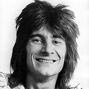 Ron Wood Most Famous Mullets