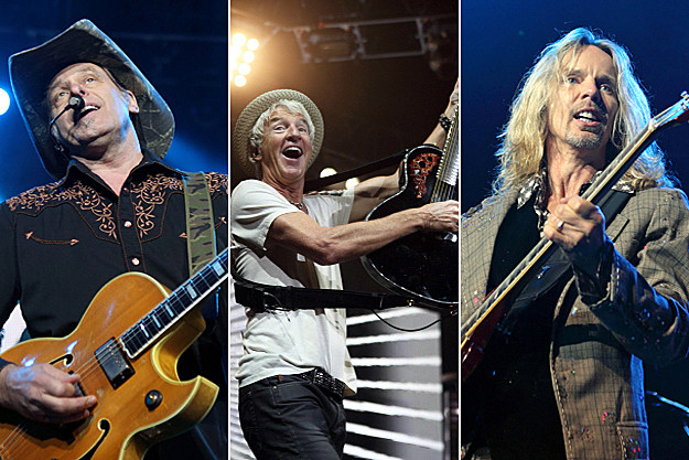 Ted Nugent, Reo Speedwagon, Styx