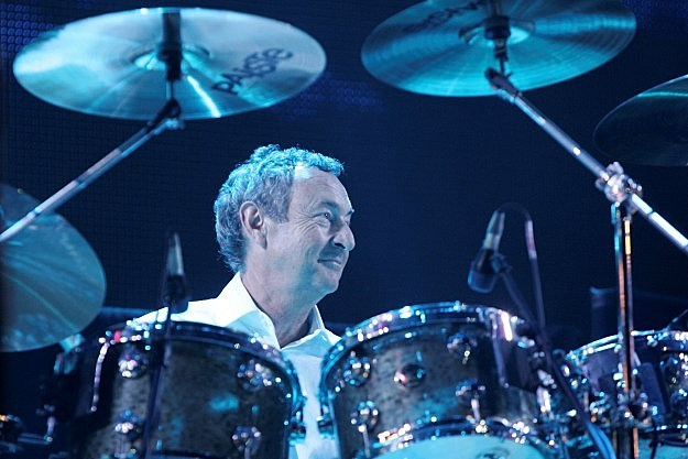 Nick Mason of Pink Floyd