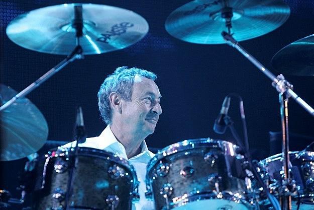 Nick Mason of Pink Floyd