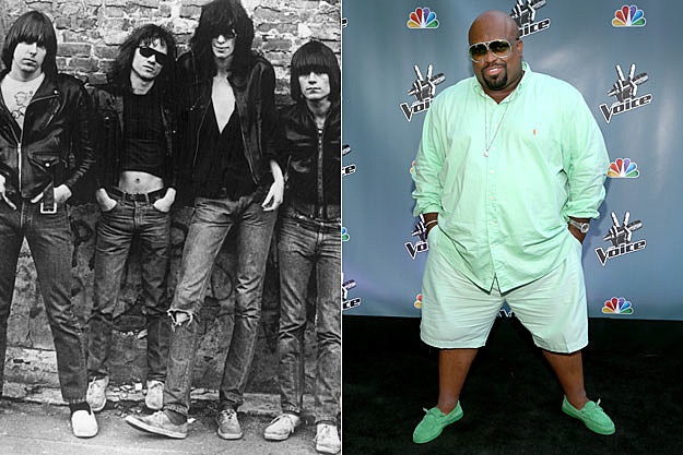 Ramones and Cee Lo Green