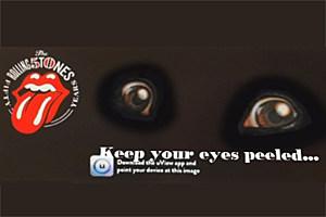 Rolling Stones Panda Eyes