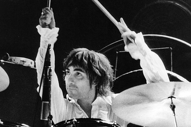 Keith Moon, rock's greatest drummer