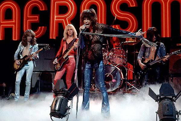 Top 10 Aerosmith Songs of the '70s