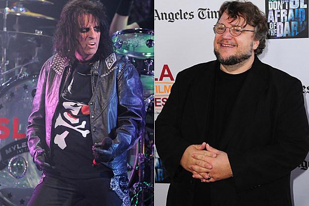 Alice Cooper-Guillermo Del Toro